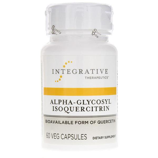 Alpha-Glycosyl Isoquercetin