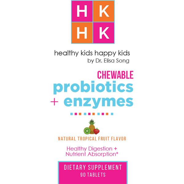 Probiotics + Enzymes