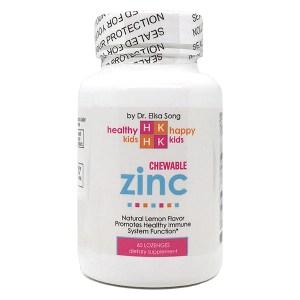 Zinc Chewable