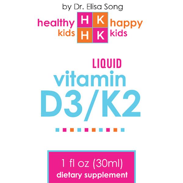 Vitamin D3/K2 Liquid