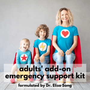 Adults Add-On Emergency Support Kit