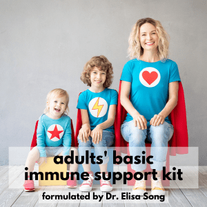 Adults Basic Immune Support Kit