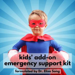 Kids Add-On Emergency Support Kit