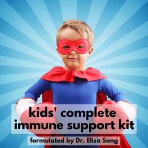 Kids Complete Immune Support Kit