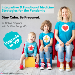 Integrative & Functional Medicine Strategies for the Pandemic - Upgrade to VIP