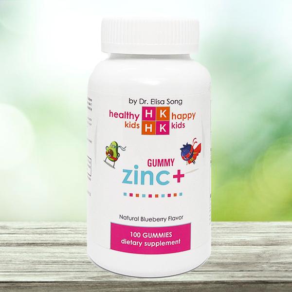 Zinc+ Gummy