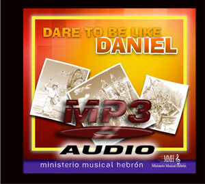 Dare to be like Daniel - Full CD Download-0