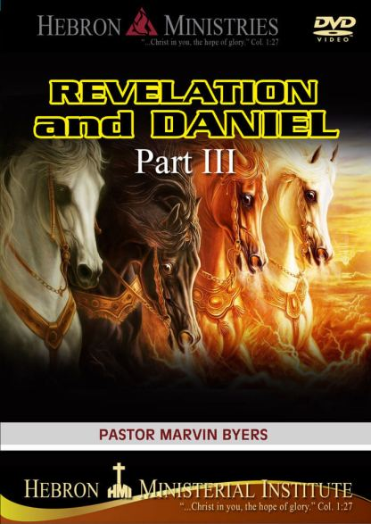Revelation and Daniel III - 2009 - DVD-0