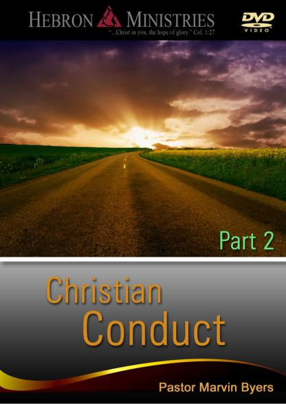 Christian Conduct Series Part 2 – 2012 – DVD-0