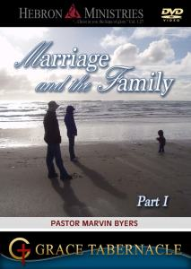 Marriage and the Family I - DVD -0