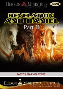Revelation and Daniel II - 2011 - MP3-0