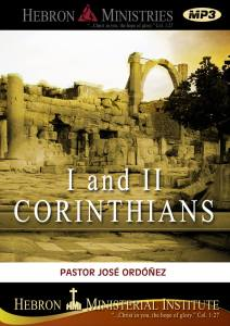 I and II Corinthians - 2011 - MP3-0