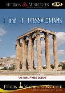 I and II Thessalonians - 2010 - MP3-0