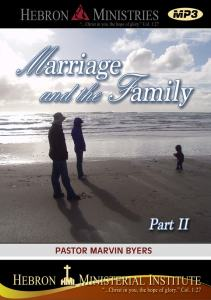 Marriage and the Family II - 2007 - MP3-0