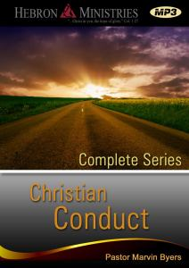 Christian Conduct Complete Series - 2012 - MP3-0
