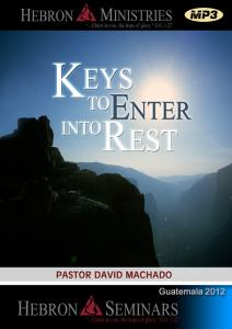 Keys to Enter into Rest - 2012 - MP3-0