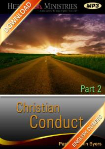Christian Conduct Series Part 2 - 2012 - Download-0
