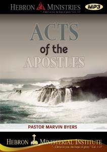 Acts of the Apostles - 2013 - MP3-0
