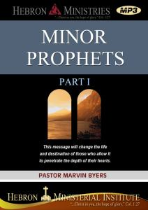 Minor Prophets I -2013 - MP3-0