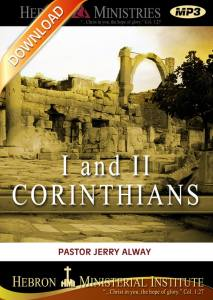 I and II Corinthians - 2013 - Download-0