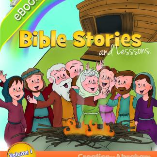 JBQ - Bible Stories and Lessons Volume 1-0