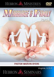 Marriage and Family II - DVD-0