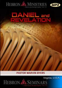 Daniel and Revelation - MP3-0
