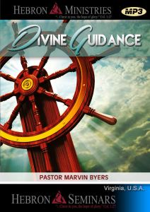Divine Guidance - MP3-0