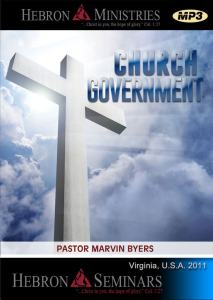 Church Government - MP3-0