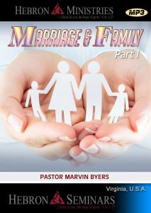 Marriage and Family I - MP3-0