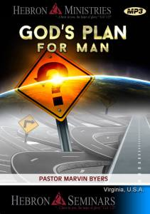 God's Plan for Man - MP3-0