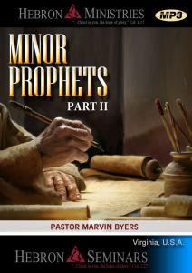 Minor Prophets II - MP3-0