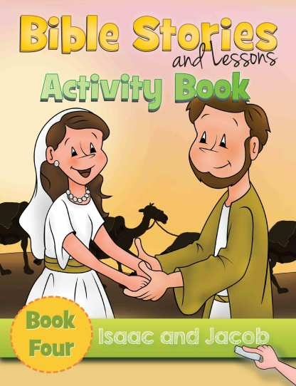 FREE Interactive Guide for Bible Stories and Lessons IV-0