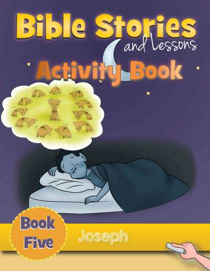 FREE Interactive Guide for Bible Stories and Lessons V-0