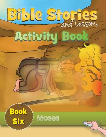 FREE Interactive Guide for Bible Stories and Lessons VI-0
