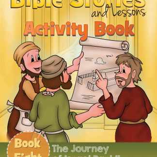 FREE Interactive Guide for Bible Stories and Lessons VIII-0
