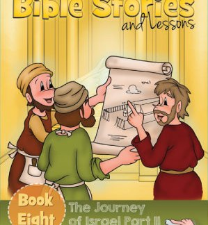 Bible Stories and Lessons: Book Eight-0