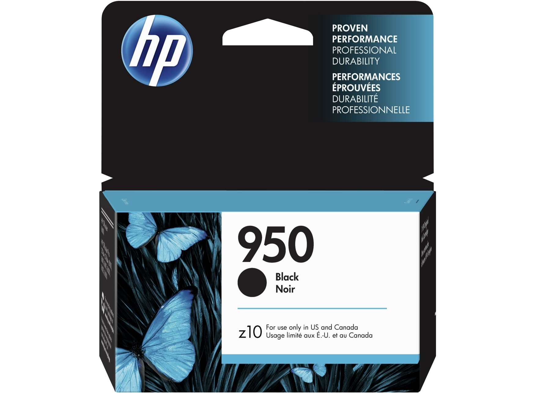 Hp 950 Black Original Ink Cartridge Cn049an Hp Store