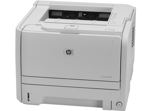 Hp Laserjet P2035 Drucker Hp Store Deutschland