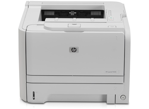 Hp Laserjet P2035 Printer Black Amp White Printer Hp Store Uk
