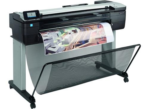 Hp Designjet T830 36 In Multifunction Plotter Printer Hp
