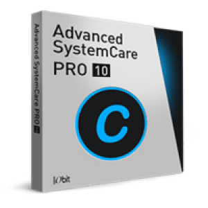 >50% Off Coupon code Advanced SystemCare 10 PRO (1 year subscription / 3 PCs)