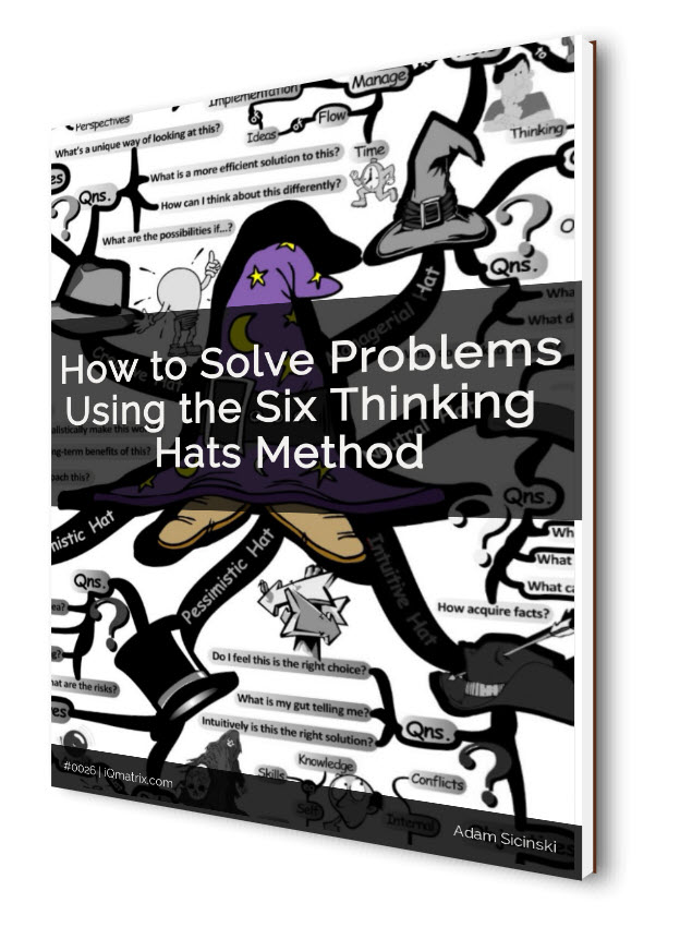 The Six Thinking Hats eBook