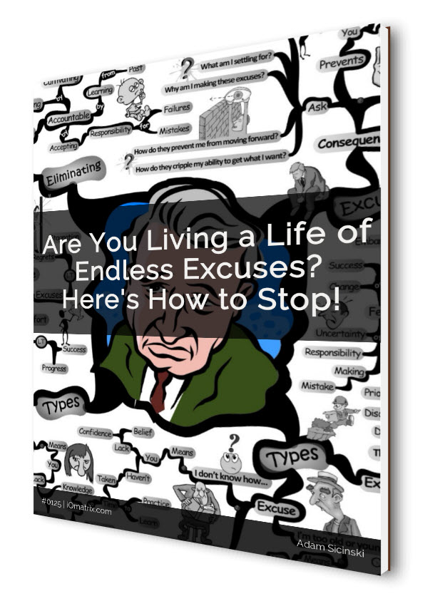 A Life of Excuses eBook