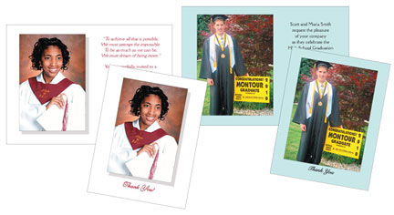 Graduation Party Invitations with Photo