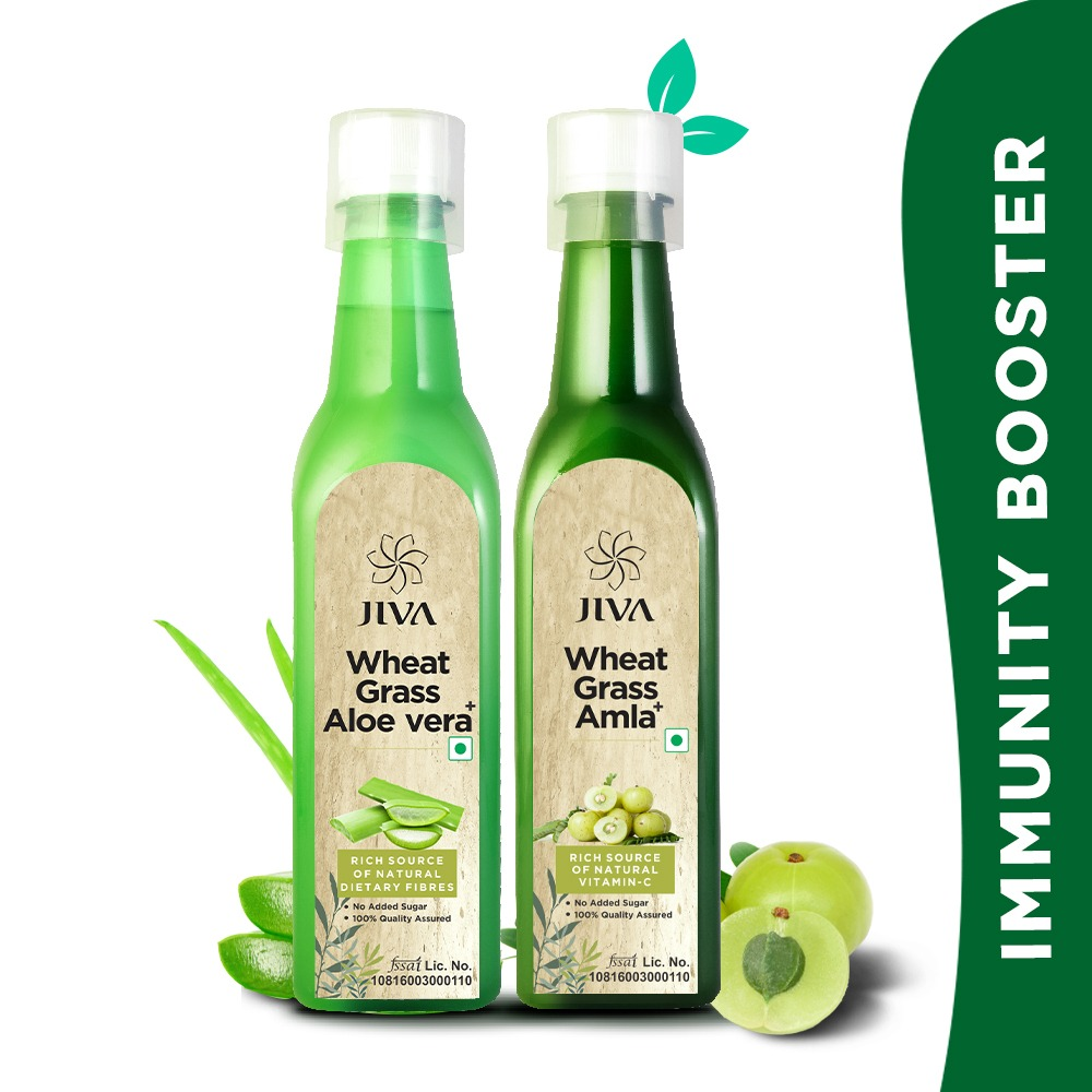 JIVA Wheat Grass Aloe Vera & Wheat Grass Amla  IMAGES, GIF, ANIMATED GIF, WALLPAPER, STICKER FOR WHATSAPP & FACEBOOK