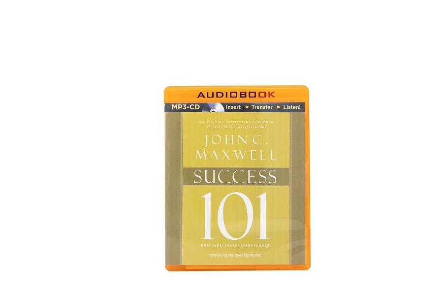 Self Improvement 101 John Maxwell