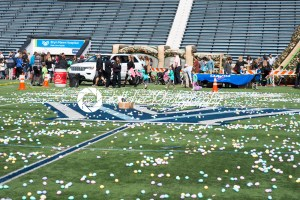 2 April 2017 Villanova, PA – Radnor Township hosts Easter Egg Hunt at Villanova University Football Stadium - Kelleher Photography Store