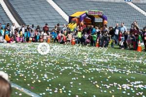 2 April 2017 Villanova, PA – Radnor Township hosts Easter Egg Hunt at Villanova University Football Stadium - Kelleher Photography Store