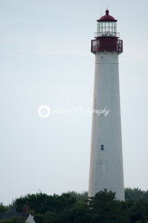 The Cape May Lighthouse, located in New Jersey at the tip of Cape May - Kelleher Photography Store